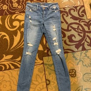 Brand New A&F Skinny Jeans